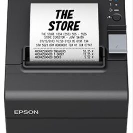 IMPRESORA TICKETS EPSON TM-T20III USB + RS232 NEGRO