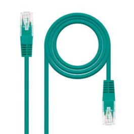 CABLE RED LATIGUILLORJ45CAT.6UTP AWG24,2MGRIS NANOCABLE