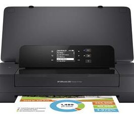IMPRESORA HP 200 MOBILE OFFICEJET TINTA COLO·