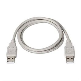 CABLE USB 2.0 TIPO A/M-A/M 1M NANOCABLE